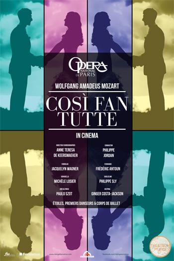 Cosi Fan Tutte - Jul 16, 2017