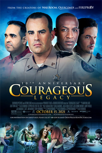 Courageous Legacy - Sep 24, 2021