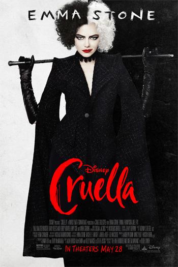 Cruella - May 28, 2021
