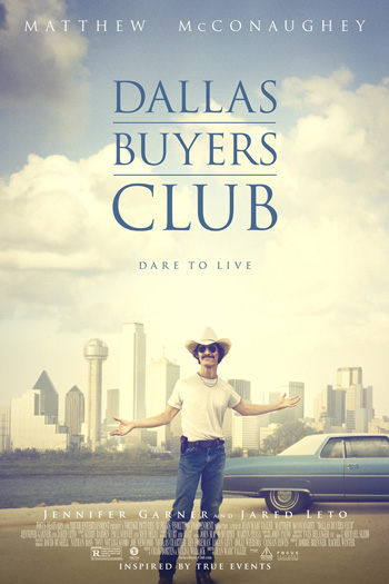 Dallas Buyers Club - Jan 24, 2014