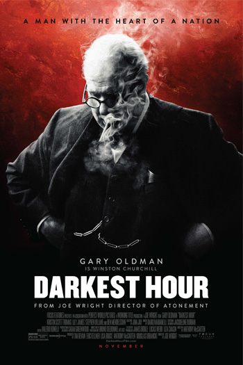 Darkest Hour - Jan 5, 2018