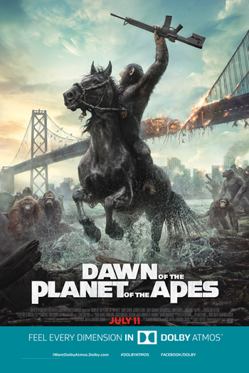 Dawn of the Planet of the Apes ATMOS - 2014-07-11 00:00:00