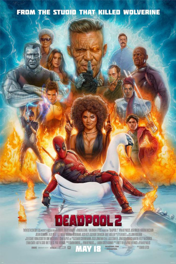 Deadpool 2 - May 18, 2018