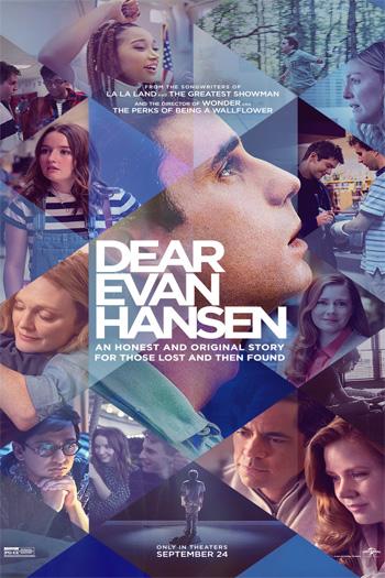 Dear Evan Hansen - Sep 24, 2021