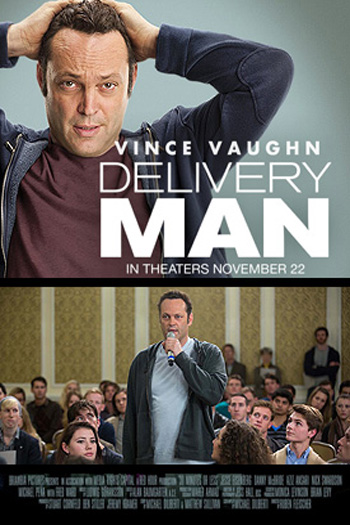 Delivery Man - Nov 22, 2013