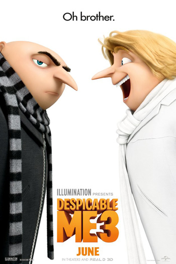 Despicable Me 3 - Jun 30, 2017