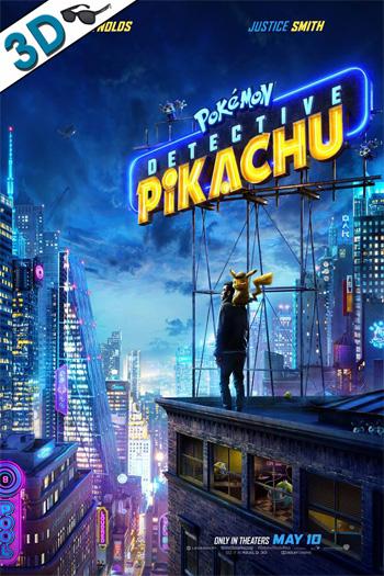 Detective Pikachu 3D
