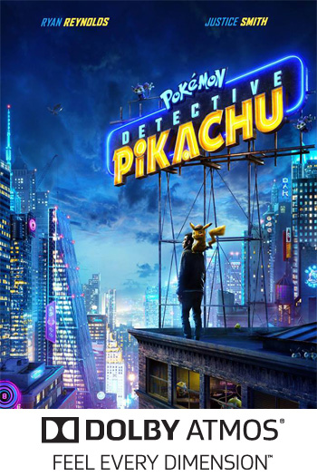 Detective Pikachu ATMOS