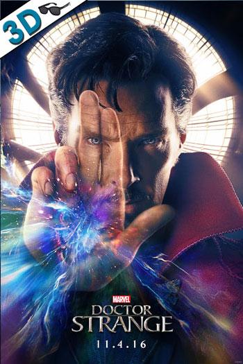 Doctor Strange 3D - 2016-11-04 00:00:00