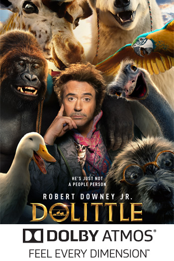 Dolittle ATMOS - 2020-01-17 00:00:00