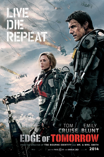 Edge of Tomorrow - Jun 6, 2014