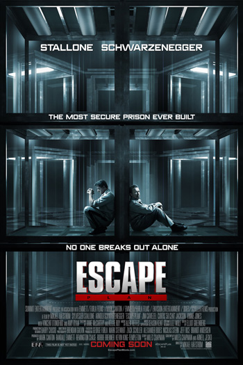 Escape Plan - Oct 18, 2013