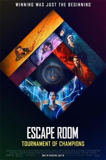 Escape Room: Tournament of Champions - Jul 16, 2021
