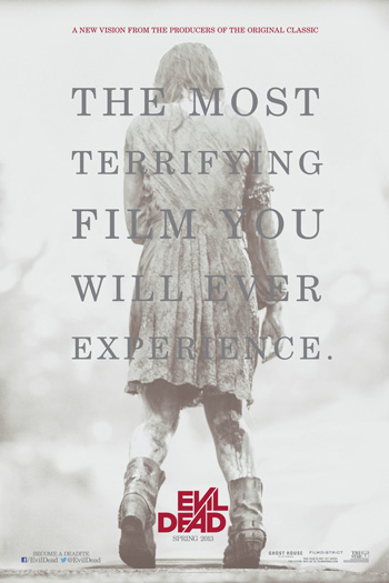 Evil Dead - Apr 5, 2013