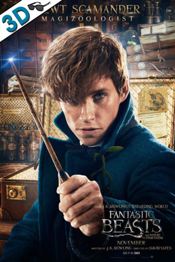 Fantastic Beasts and Where to Find Them 3D - 2016-11-18 00:00:00