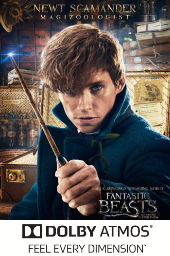 Fantastic Beasts and Where to Find Them ATMOS - 2016-11-18 00:00:00