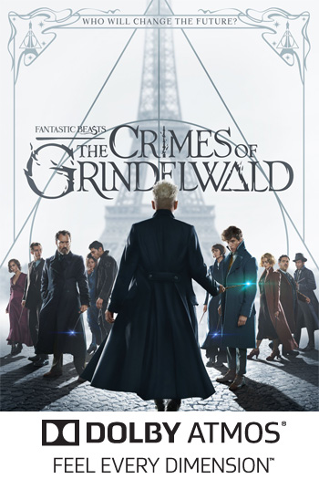 Fantastic Beasts: The Crimes of Grindelwald ATMOS - 2018-11-16 00:00:00