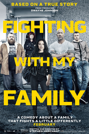 Fighting With My Family - 2019-02-22 00:00:00