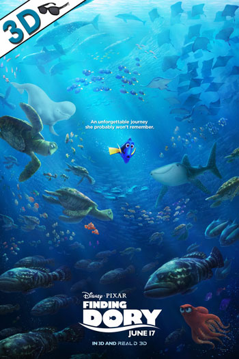 Finding Dory 3D - 2016-06-17 00:00:00