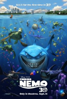 Finding Nemo 2D