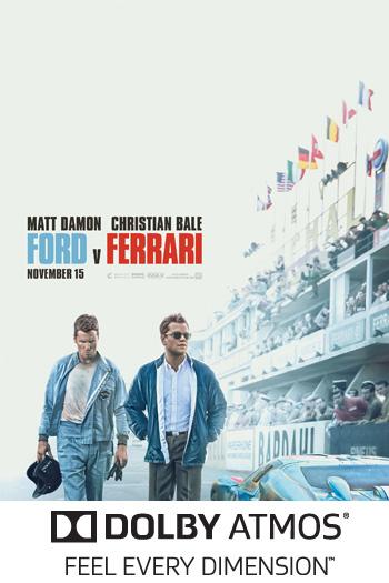 Ford v. Ferrari ATMOS - 2019-11-15 00:00:00