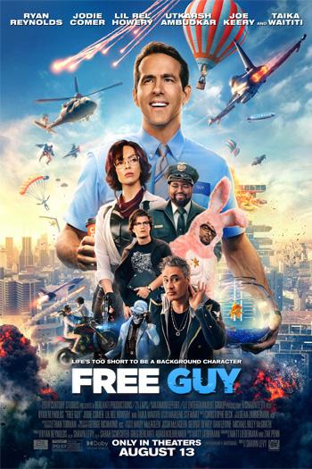 Free Guy - 2021-08-13 00:00:00