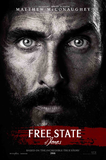 Free State of Jones - Jun 24, 2016