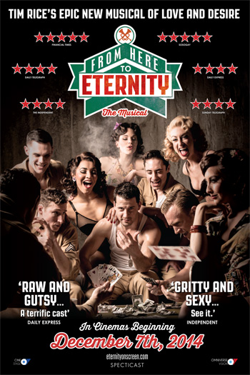 From Here to Eternity: The Musical - 2015-04-19 00:00:00
