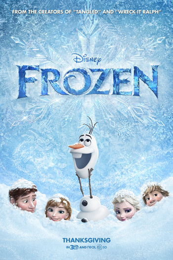 Frozen - Nov 27, 2013