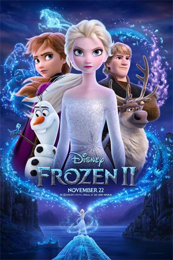 Frozen II - Nov 22, 2019
