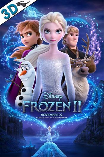 Frozen II 3D - 2019-11-22 00:00:00