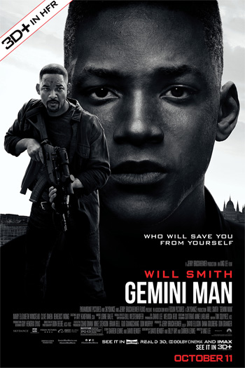 Gemini Man 3D+ in HFR