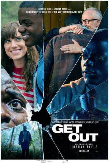 Get Out - Feb 24, 2017