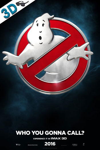 Ghostbusters 3D - 2016-07-15 00:00:00