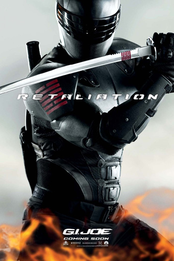 G.I. Joe Retaliation 2D - Mar 29, 2013