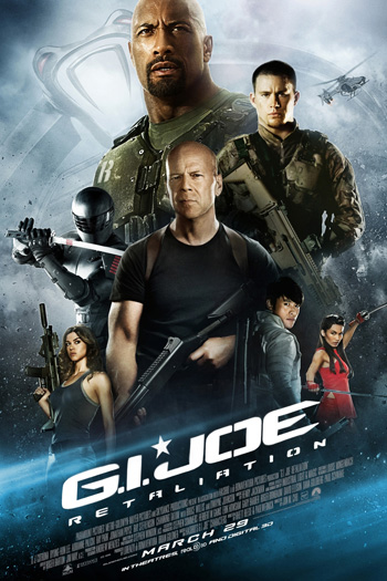 G.I. Joe Retaliation 3D - Mar 29, 2013