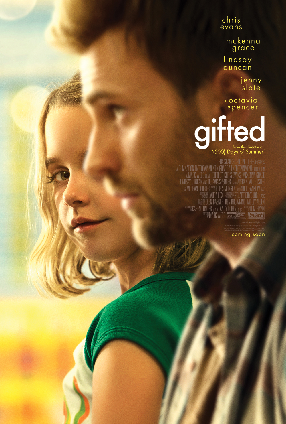 Gifted - Apr 21, 2017