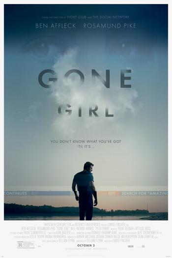 Gone Girl - Oct 3, 2014