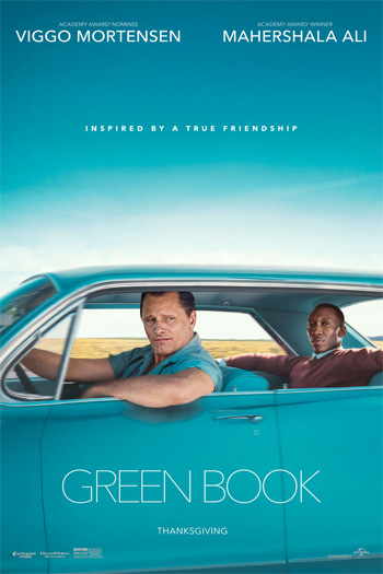 Green Book - Jan 11, 2019