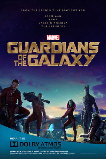 Guardians of the Galaxy ATMOS - 2014-08-01 00:00:00