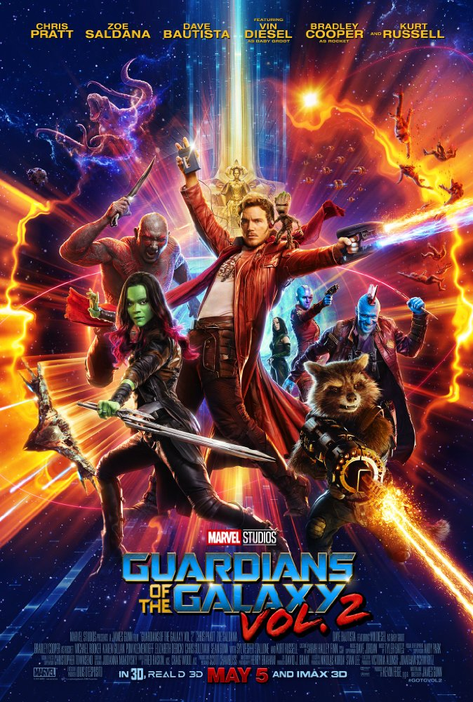 Guardians of the Galaxy Vol. 2 - 2017-05-05 00:00:00