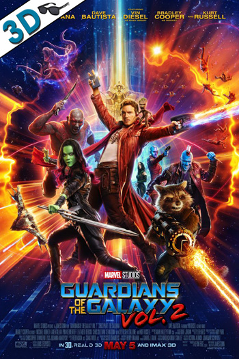 Guardians of the Galaxy Vol. 2 3D - 2017-05-05 00:00:00