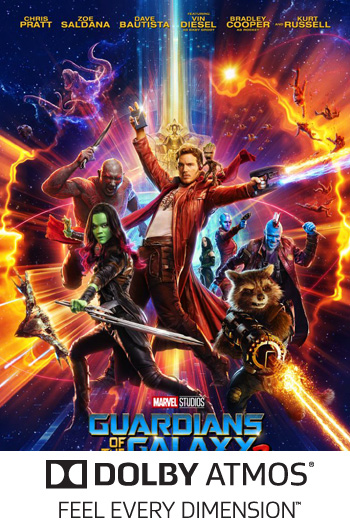 Guardians of the Galaxy Vol. 2 ATMOS - 2017-05-05 00:00:00