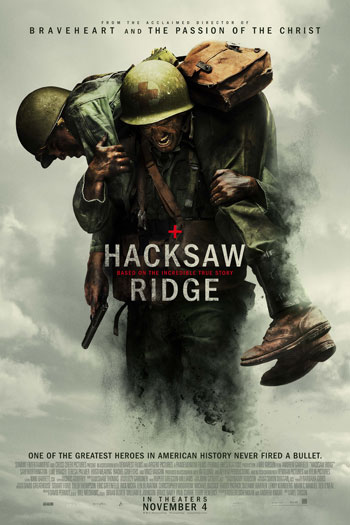 Hacksaw Ridge - Nov 4, 2016