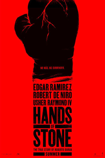 Hands of Stone - Aug 26, 2016
