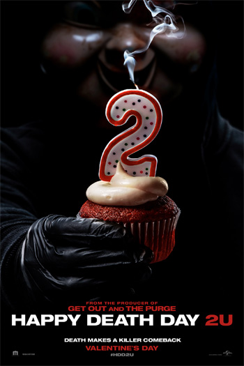 Happy Death Day 2U - Feb 14, 2019
