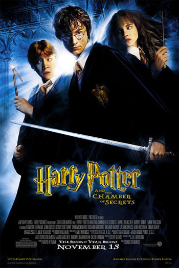 Harry Potter and the Chamber of Secrets - Jul 3, 2020