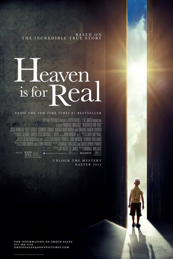 Heaven Is for Real - Apr 16, 2014