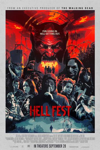 Hell Fest - Sep 28, 2018