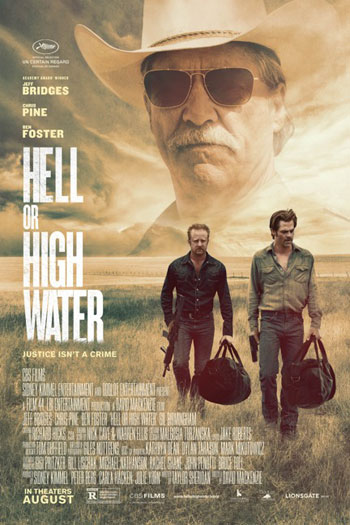 Hell or High Water - Aug 26, 2016